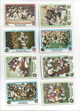 1979 Fleer Football you pick commons 6 picks for $2.00  EX cond. and better