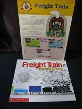 Freight Train Book Set - Great for Classroom! - Incl. Shipping!!
