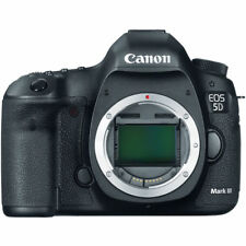 New Year 2019 Deals Sale Canon Eos 5D Mark iii Dslr Camera Body Only Low Count