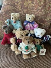 New ListingBoyds Bears Lot Of 7