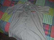 Budweiser Work Shirt Xl