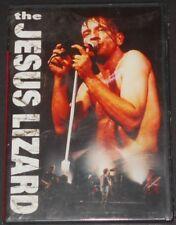 THE JESUS LIZARD self titled USA DVD 2007 new sealed SCRATCH ACID pigface 86