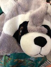 Racoon Stuffed Animal Hat