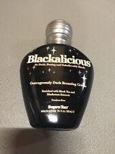 Supre Tan Blackalicious Outrageously Dark Bronzing Creme 10.1 Oz