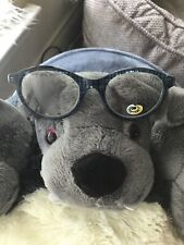 eyebobs Soft Kitty Readers, Blue Plaid, 2.00 Power, Excellent Condition