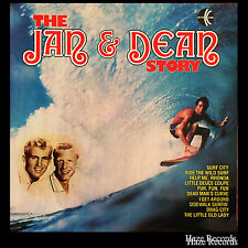 THE JAN & DEAN STORY LP.  K-Tel