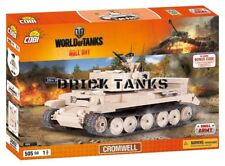 Cromwell (World of Tanks) - COBI 3002 tank 505 bricks