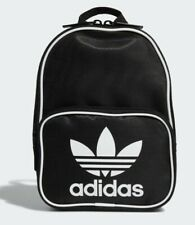 NEW ADIDAS ORIGINALS TREFOIL ** MINI **  COMPACT BACKPACK BAG  BLACK