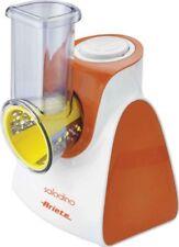 Ariete Saladino Tagliaverdure 150w 5 Rulli removibili in acciaio inox White/oran