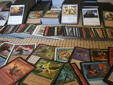 400 Magic mapas, gran SSV, 15 rare, 60 UC, 325 Commons, super calidad, mtg