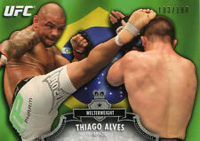 2012 TOPPS UFC DEBUT THIAGO ALVES CARD NUMBERED /188