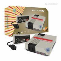 Hyperkin Retron 1 HD Gaming Console for Original Classic Nintendo Nes Games Gray