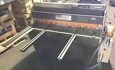 Edwards 3 51250 10 Ga Mechanical Shear 8 3hp 230 460v 32a 3 51270mm 135x50