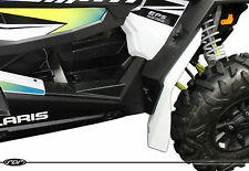 NEW 2014 - 2017 Polaris RZR XP 1000 UTV Mud Flaps / Fender Flares by PDP _ WHITE