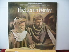 John Barry THE LION IN WINTER Soundtrack VINYL LP Free UK Post