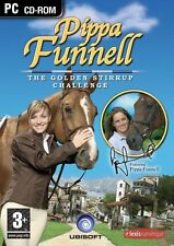 Pippa Funnell 3: The Golden Stirrup Challenge (PC CD) BRAND NEW SEALED