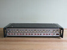 Vintage 1979 HH Electronic MA100 Mk2 Mixer Amplifier 100watts serviced & tested