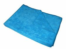 "24 Microfiber 300GSM Professional 20""x28"" Salon Towels Light Blue"