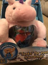 New listing Teddytank Unicorn Fish Tank New In Box