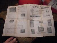 Sac à Appareil Photo Serviette Gibecière Cartable Cuir Chatillon sur Chalaronne
