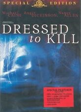Dressed to Kill 0027616865526 With Angie Dickinson DVD Region 1