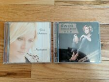 Gwen Sebastian - Invitation & V.I.P. signed CDs