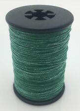 Green BCY 3D Serving Thread.017 120 Yard Jig Spool Bow String End Serving