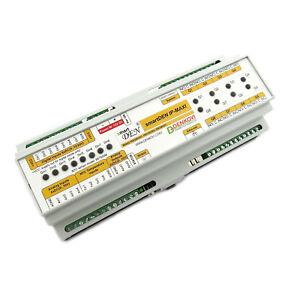 smartDEN IP-Maxi Ethernet Relay controller module - WEB server IP, SNMP, HTTP