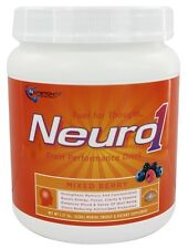 Nutrition53 NEURO1 Brain Food Mental Performance Formula 20 Servings MIXED BERRY