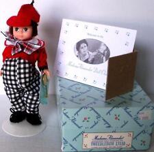 Madame Alexander Doll TWEEDLEDUM DOLL #13110 Alice in Wonderland Series 1998