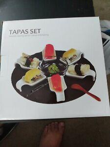 Tapas Serving Set 9 pieces