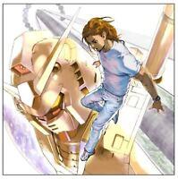 ANDREW W.K - GUNDAM ROCK CD Obi Japan Anime Free Ship w/Tracking# New from Japan