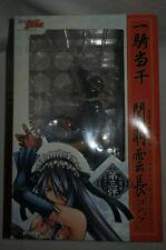 Figurine / Figure Ikki Tousen Kanu Unchou Gothic Ver. Black