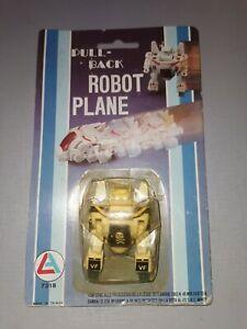 ★ Robot Plane Pull-Back VF Arcadia Harlock Transformers Taiwan Robotech Macross