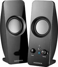 Insignia- Speakers - Black