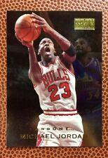 Michael Jordan-AND ONE 1997-98 FOIL INSERT SKYBOX PREMIUM ((RARELY SEEN))