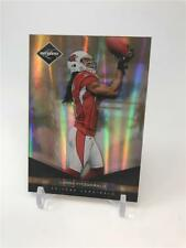 2011 PANINI LIMITED FOOTBALL LARRY FITZGERALD GOLD SPOTLIGHT 4/25 CARDINALS