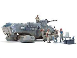 UCHG 1/35 Earth Federal Army Land Battle MS platoon briefing set Gundam