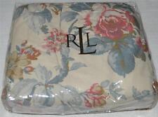 Ralph Lauren LAKE HOUSE FLORAL King Bedskirt NWT