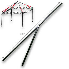 "Ozark Trail Instan First Up 10""X10"" Canopy Gazebo 2 PEAK TRUSS Bars Metal Parts"