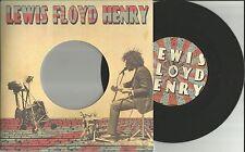 LEWIS FLOYD HENRY Sacred gardens & Protect ya Neck WU TANG CLAN trk 7 Inch Vinyl