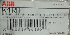 NEW IN BOX! ABB K5RA Ring Term Adapter Kit 1SDA043464R1