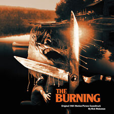 The Burning OST Vinyl LP Zavvi Exclusive Brand New & Sealed - 100 Units Only,OOP
