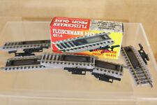 S Fleischmann H0 6114 Ferroviaire principal  rampe de Désaccouplement avec