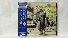 THAD JONES The Magnificent Plus Two CD JAPAN 1ST PRESS CP32-9503 w OBI s1296