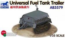 Bronco 1/35 Remolque Tanque De Combustible Universal # AB3579