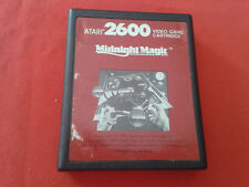 MIDNIGHT MAGIC VIDEO GAME CARTRIDGE ONLY ATARI 2600