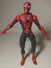 """6"""" Movie Spider-Man Action Figure - 2003 - FOR PARTS Missing Fingers On R Hand"""
