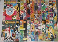 Excalibur - Issues 1 - 69 - Marvel Comics - 1990s - VGC - Lot