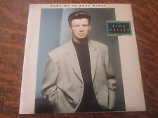 45 tours rick astley take me to your heart